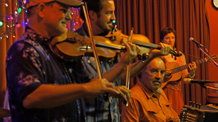 Savoy Family Cajun Band - 2013